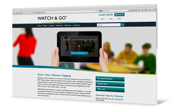 Watch & Go videos website